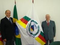 Inauguração nova delegacia Tramandaí RS