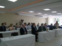 Reunião de delegados regionais e distritais
