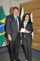 Entrega de Crendenciais Curitiba - 26/04/2010