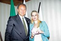 Entrega de Credenciais Cascavel - 11/08/2011