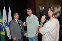 Entrega de Credenciais Curitiba 21/12/2011
