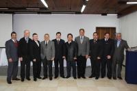 Entrega de Credenciais e Posse do Novo Delegado de Ponta Grossa - 05/08/2011