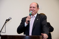 Entrega de Credenciais Londrina 13/12/2011