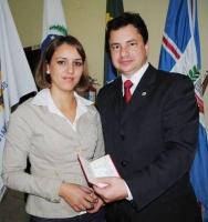 Entrega de Credenciais Matinhos e Posse do novo delegado - 01-07-2011_70
