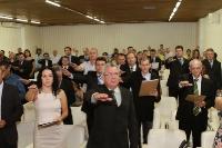 Entrega de Credenciais Cascavel - 08 de março