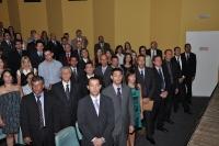 Entrega de Credenciais Curitiba - 13 de março