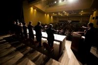 Entrega de Credenciais Curitiba - 23 de Maio