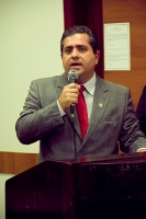 Entrega de Credenciais Londrina -  01 de agosto