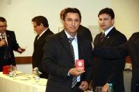 Entrega de Credenciais Londrina - 23 de março