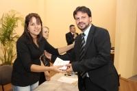 Entrega de Credenciais Maringá - 02 de outubro