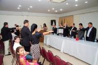Entrega de Credenciais Umuarama - 17 de abril