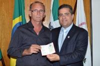 Entrega de Credenciais - Foz do Iguaçu 12 de abril