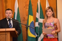 Entrega de Credenciais - Foz do Iguaçu 14 de novembro