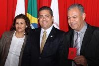 Entrega de Credenciais - Londrina 26 de Junho
