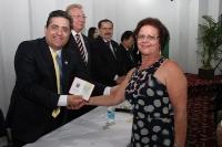 Entrega de Credenciais - Maringá 23 de outubro