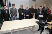 Inauguração da Delegacia de Guarapuava 27-06-2013