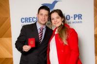 Entrega de Credenciais - Curitiba 05 de agosto