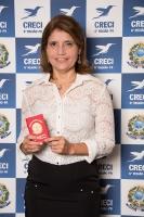 Entrega de Credenciais - Curitiba 06 de novembro