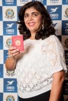 Entrega de Credenciais - Curitiba 07 de abril