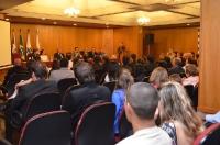 Entrega de Credenciais - Foz do Iguaçu 15 de maio