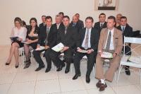 Entrega de credenciais - Guarapuava 05 de setembro