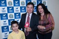 Entrega de Credenciais - Londrina 10 de abril