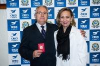 Entrega de Credenciais - Londrina 25 de julho
