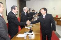 Entrega de Credenciais - Maringá 11 de abril