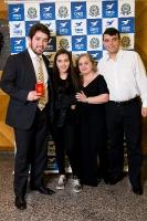 Entrega de Credenciais - Curitiba 26 de novembro