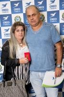 Entrega de Credenciais - Curitiba 30 de julho