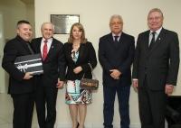 Entrega de Credenciais - Guarapuava 21 de agosto