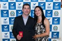 Entrega de Credenciais - Londrina 01 de setembro