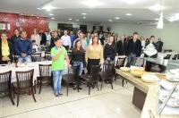 Entrega de Credenciais - Ponta Grossa 29 de setembro