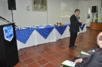 Entrega de Credenciais - Santo Antonio da Platina no dia 03 de setembro