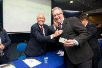 Entrega de credenciais - Curitiba 30 de novembro