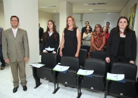 Entrega de Credenciais - Guarapuava 24 de fevereiro