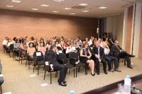 Entrega de credenciais - Londrina 06 de dezembro
