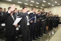 Entrega de Credenciais - Maringá 01 de fevereiro