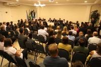 Entrega de Credenciais - Ponta Grossa 26 de janeiro