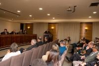 Entrega de credenciais - Curitiba 31 de outubro