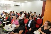 Entrega de credenciais - Foz do Iguaçu 27 de novembro