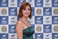 Entrega de credenciais - Londrina 07 de dezembro