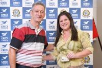 Entrega de credenciais - Londrina 30 de março