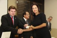 Entrega de credenciais - Maringá 04 de abril