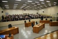 Entrega de credenciais - Maringá 25 de outubro