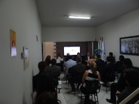 Entrega de credenciais - Santo Antonio da Platina 10 de abril