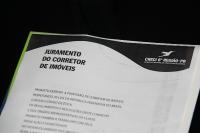 Entrega de credenciais - Umuarama 20 de dezembro