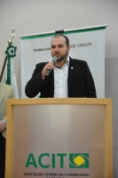 Inauguração do Escritório Regional de Toledo no dia 04 de maio