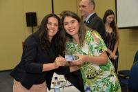 Entrega de credenciais - Foz do Iguaçu 04 de abril