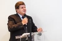 Entrega de credenciais - Londrina 19 de abril